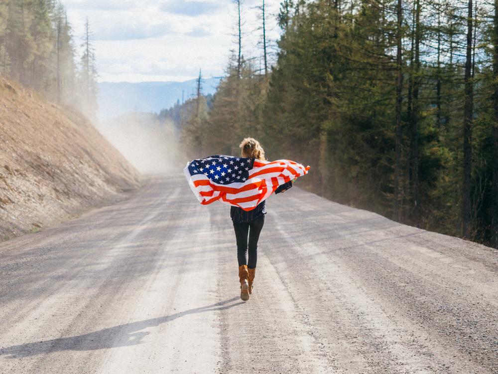 montana hiking snowbowl america yall americayall flag pawlowski vsco olympus