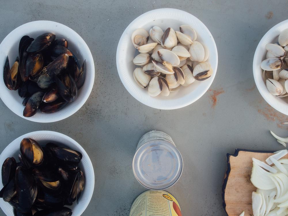 texas camp camping cookery campvibes cioppino fish america yall pawlowski 3
