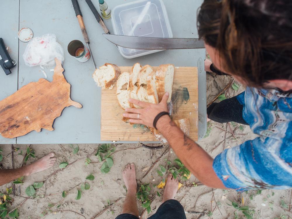 texas camp camping cookery campvibes cioppino fish america yall pawlowski 18