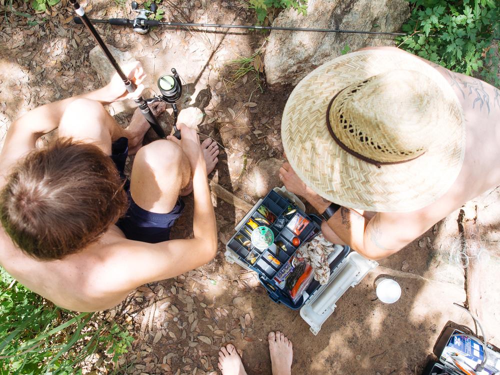 inks lake texas tx cliff jumping swimming camping pawlowski america yall 2
