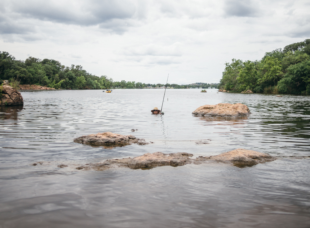 Field Trip - inks lake