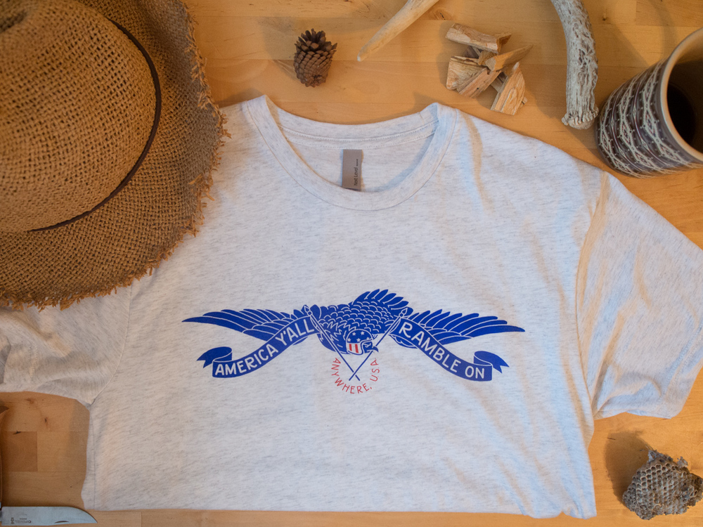 store - mens & womens eagle t-shirt
