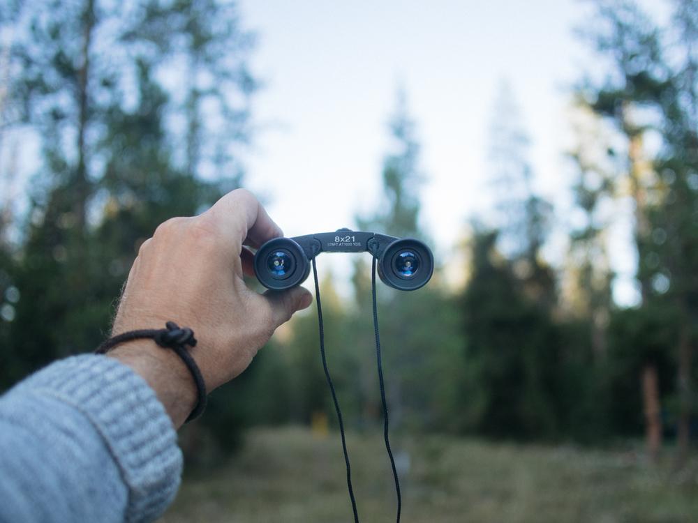 wyoming camp camping road trip america yall vsco olympus pawlowski binoculars