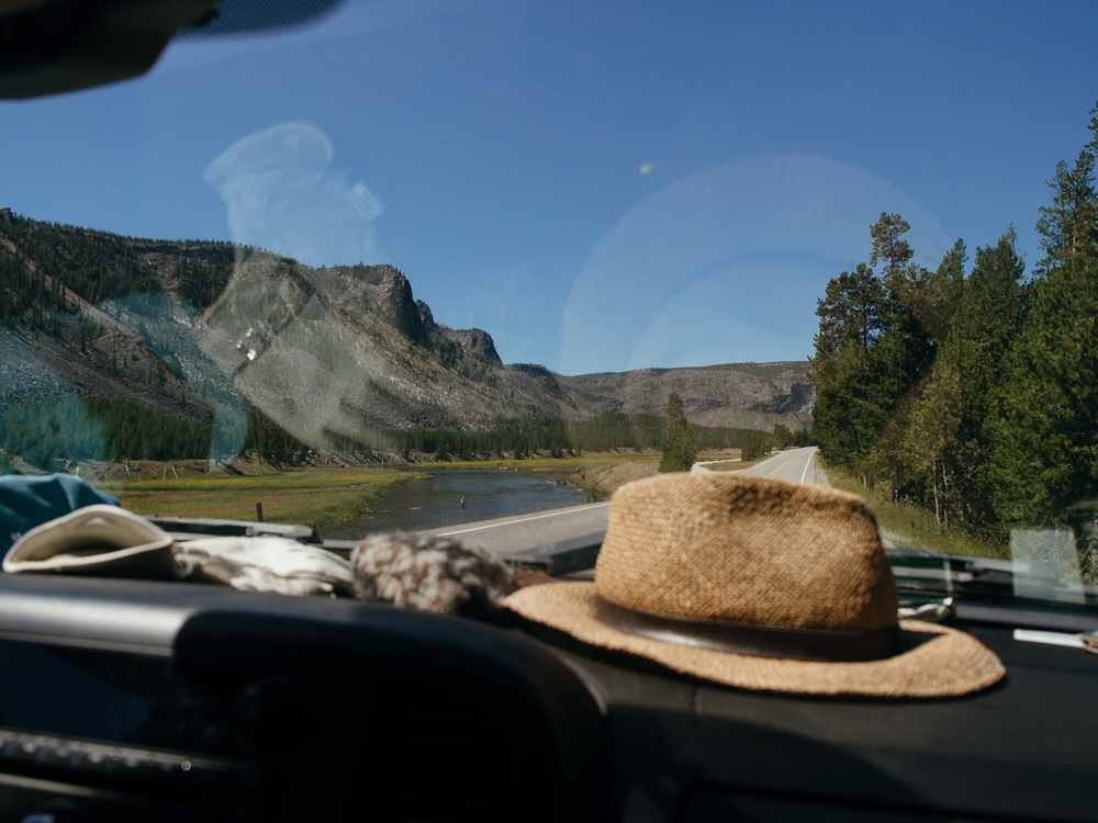 wyoming camp camping road trip america yall vsco olympus pawlowski yellowstone 2