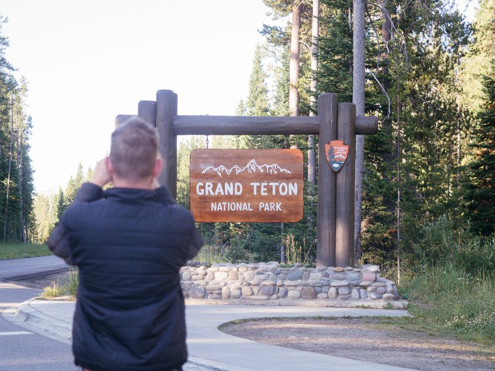 wyoming camp camping road trip america yall vsco olympus pawlowski sign