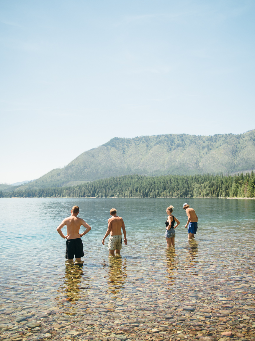 montana flathead camp vibes glacier national park america yall pawlowski vsco 4