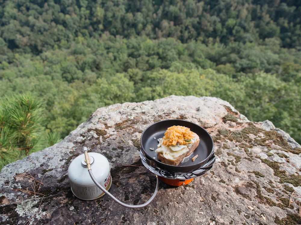 camp camping cook cooking food meals backcountry chicken pawlowski america yall 9