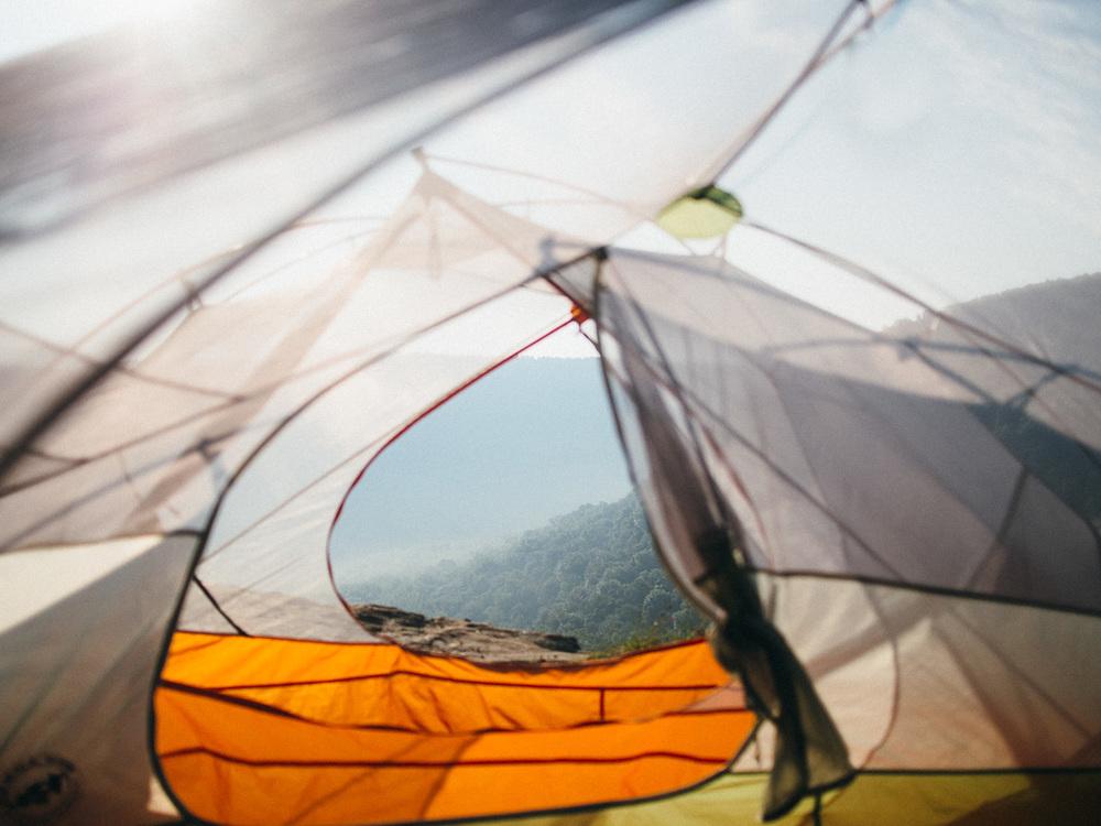 arkansas oklahoma bison camp camping ozarks truck dog america yall pawlowski vsco olympus omd em5 tents