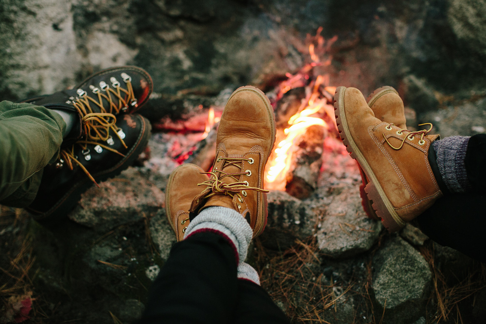three maine camp camping camp vibes vsco americayall america yall pawlowski fire boots