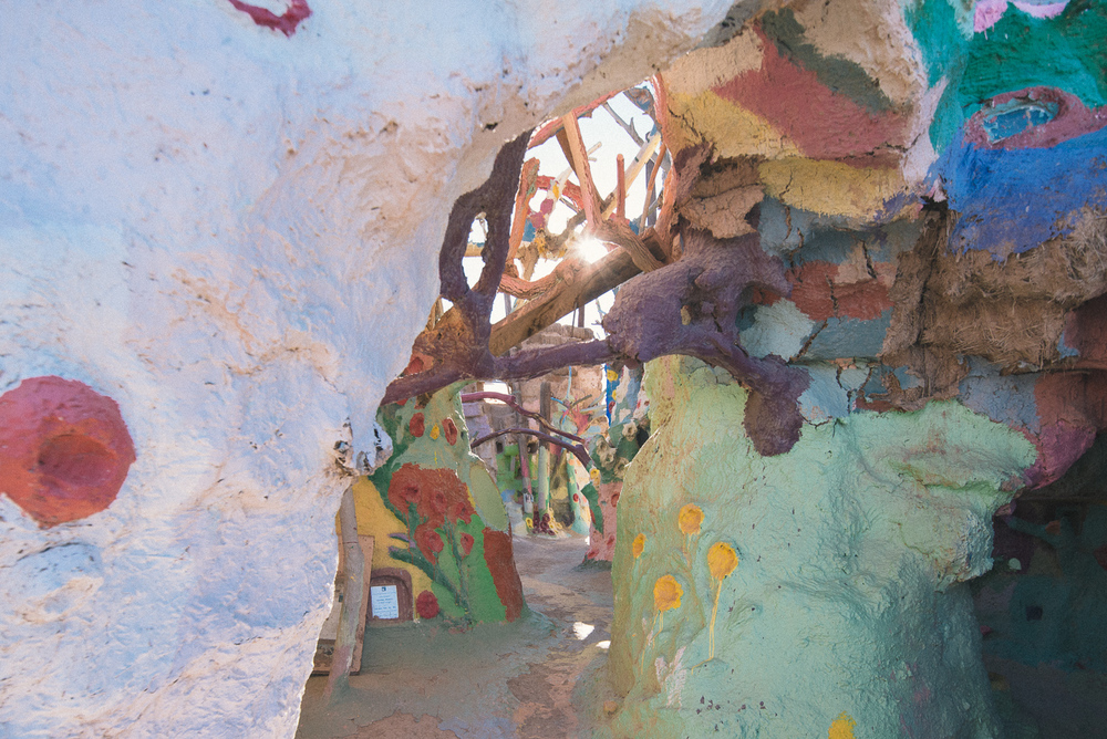 salvation mountain california arizona slab city salton sea vsco nikon america yall pawlowski americayall light