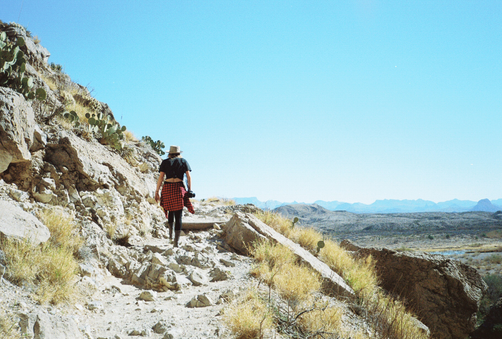 film 35mm lomo olympus hike camp big bend texas america yall pawlowski canyon