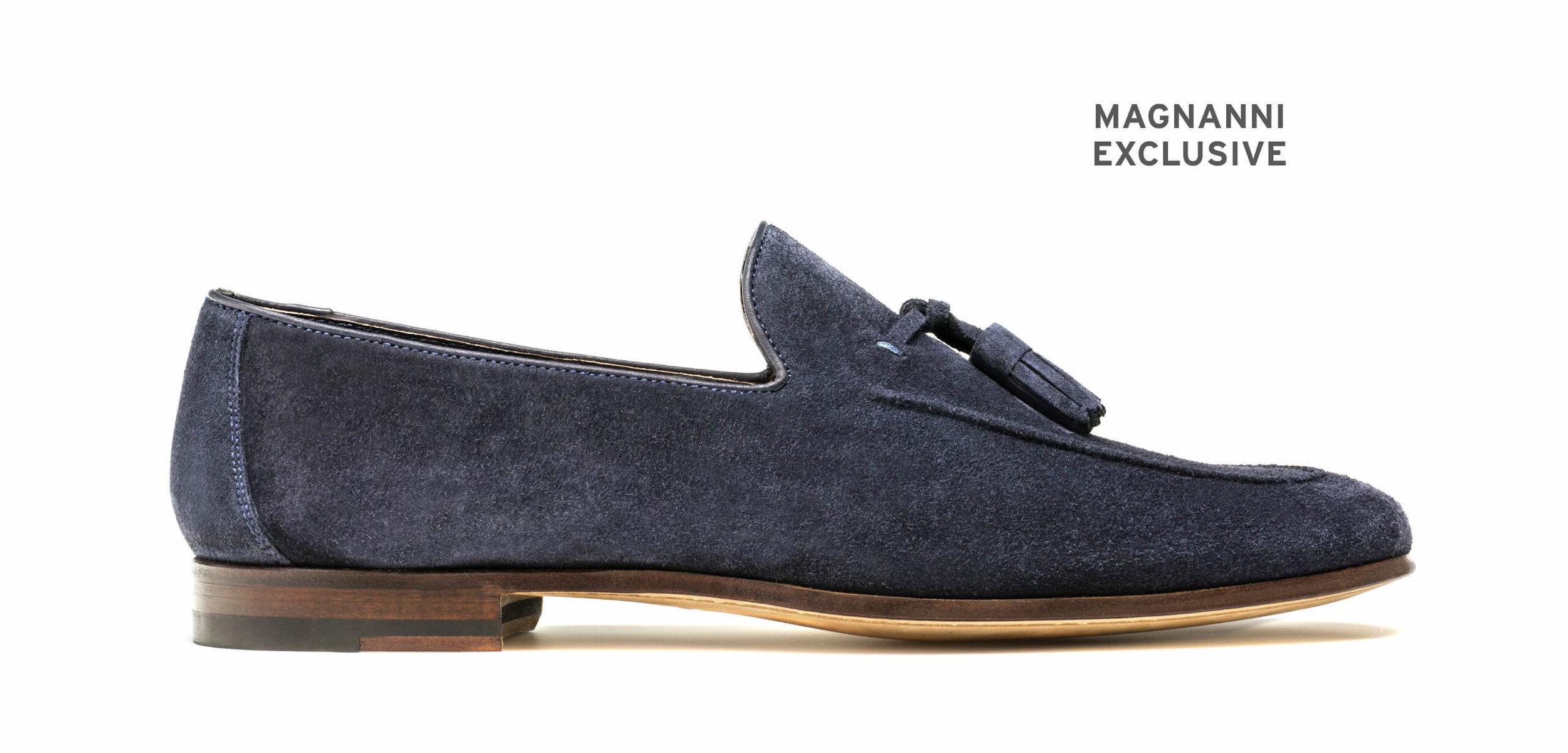 Loafers. Izan   Navy