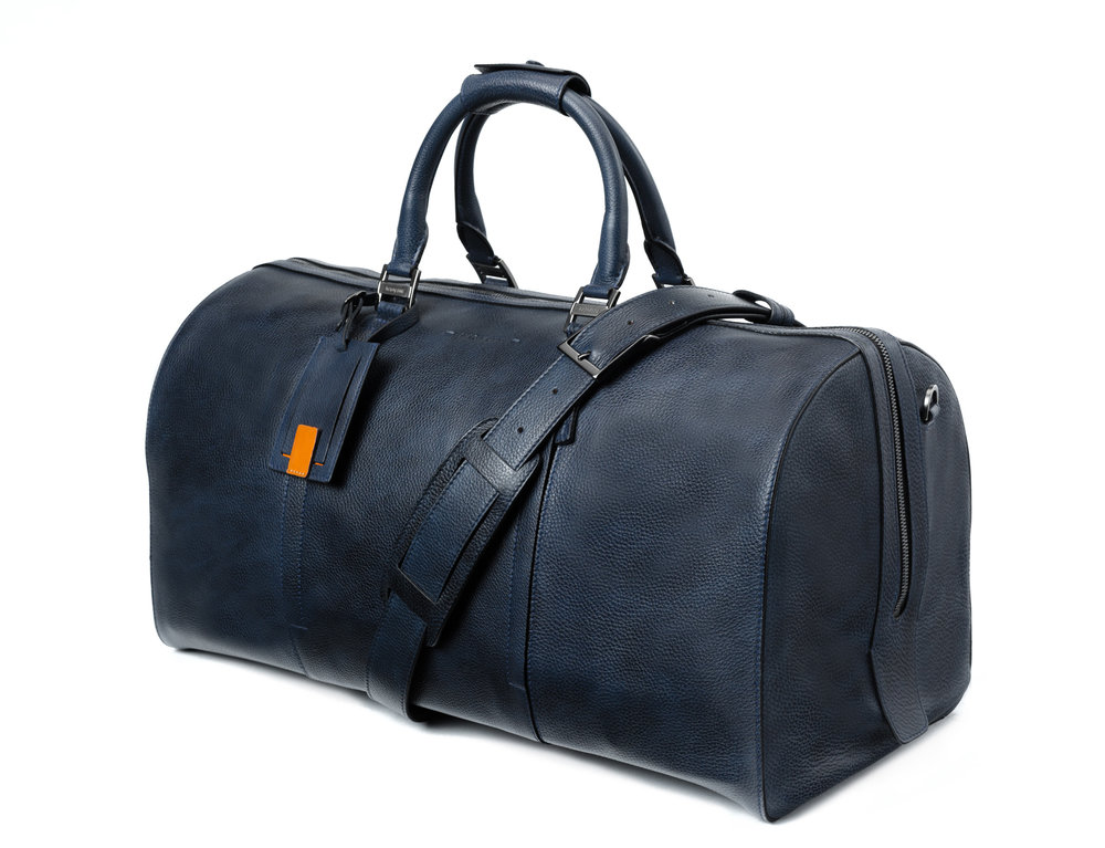 TRAVELER | TUMBLED NAVY