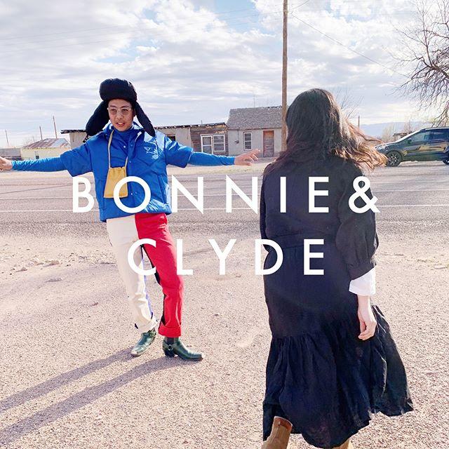 Bonnie & Clyde Buy make it future #FBF