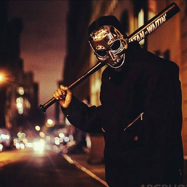 FBF Last year we went purging on the streets Manhattan. This year things we are gonna step it up with some sweet little suprises More Friends. More FAM. More mayhem!  #strotherpt #halloween #newyorkcity #lowereastside #sataniswaitin #flatiron #rbpthalloweenparty #thepurge #horror