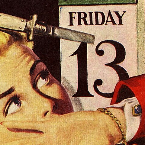 This is the 3rd Friday the 13th this year! (The most you can have in one calender year.) Beware of black cats, ladders and religious figures that share the same last name as American currency. Other then that... enjoy another mischievous weekend!  #strotherpt #fridaythe13th #badluck #luckynumber13 #3rdtimesacharm #newyorkcity #lowereastside