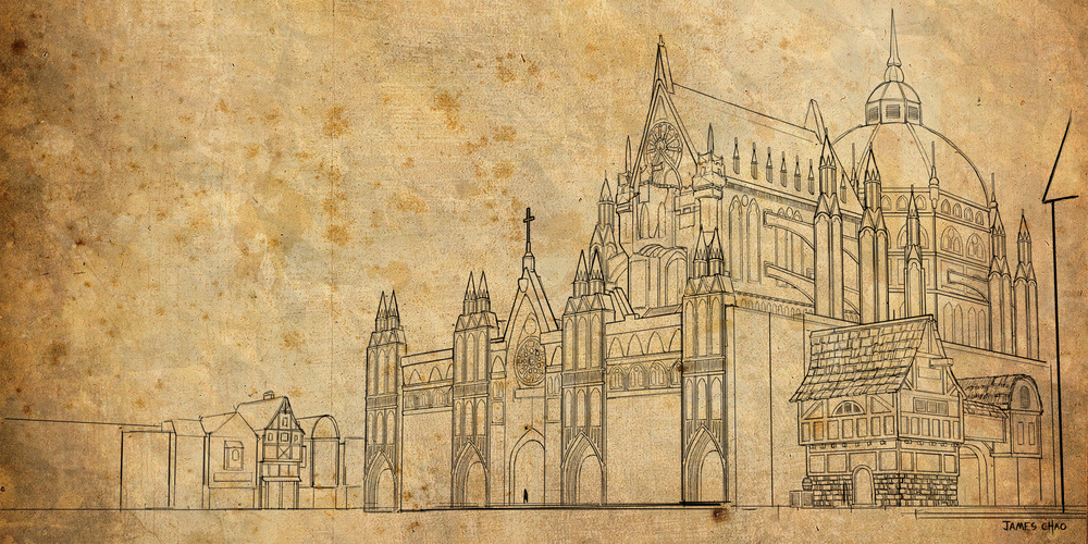 James_Chao_Church_Sketch