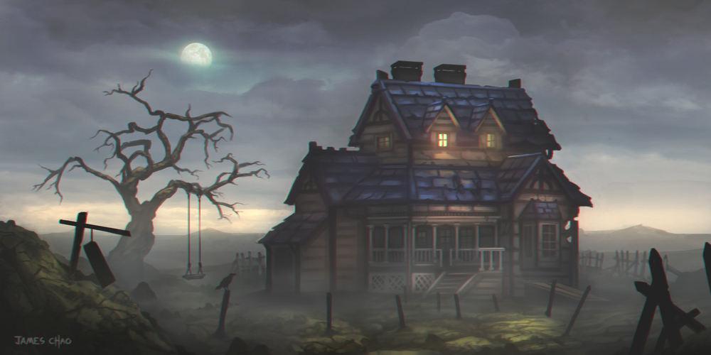 James_Chao_Haunted_House