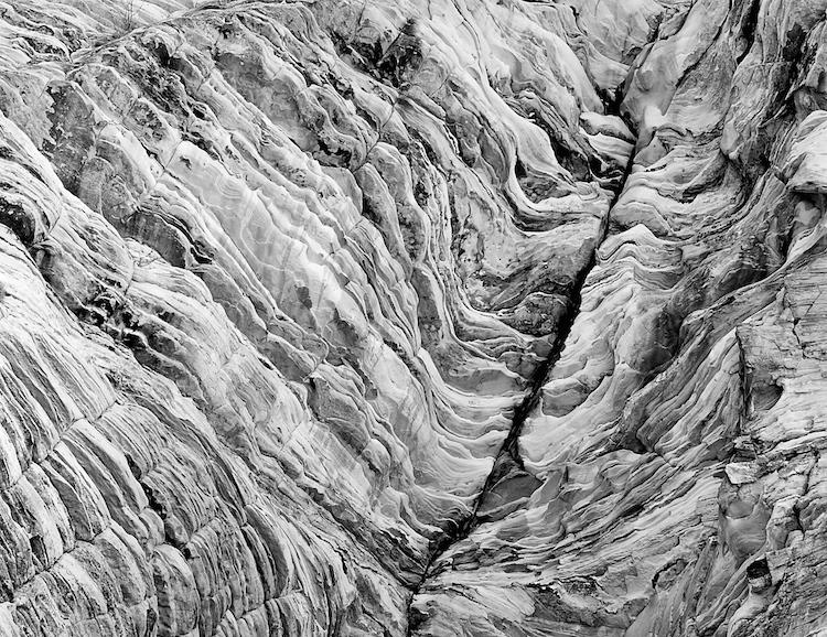 Erosion Detail, Zion N.P.