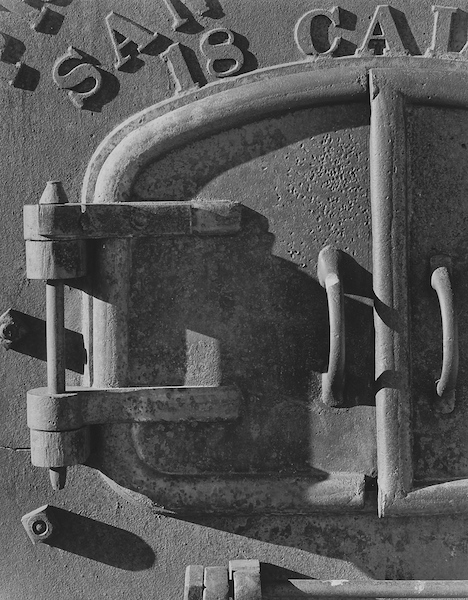 Stove Detail, Bodie