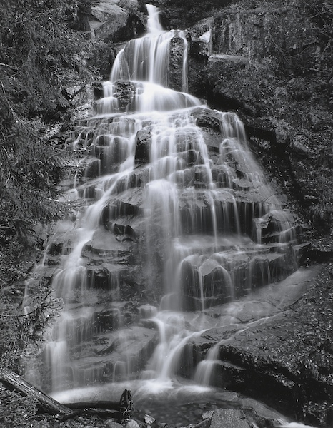 Cloudland Falls, Franconia Notch, NH