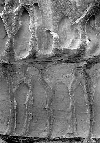 Erosion Detail, Colorado National Monument