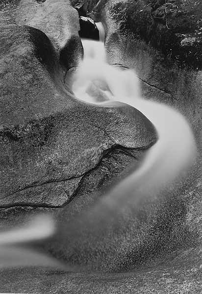 Cascade Brook #2, Franconia Notch, NH