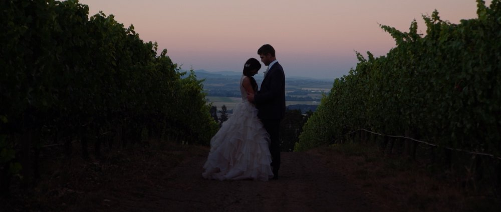 Gorgeous Winery Wedding Chelsea + Mark VIEW WEDDING