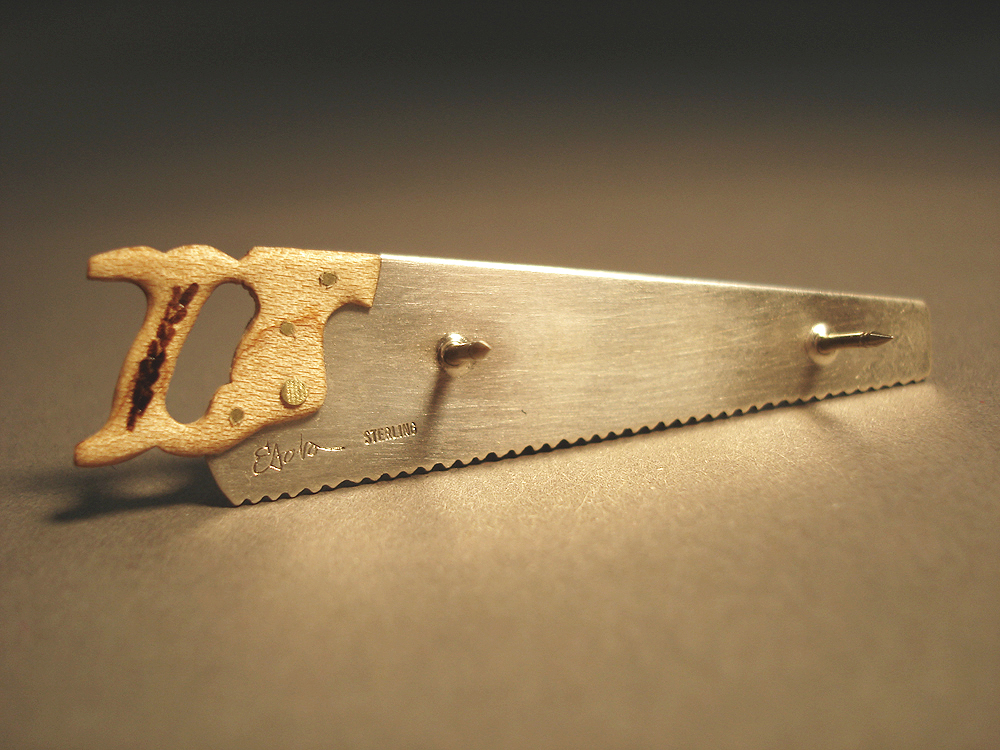Handsaw Back (blonde)