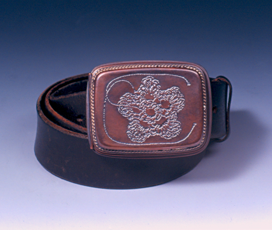 Belt Buckle/ Crochet Kit