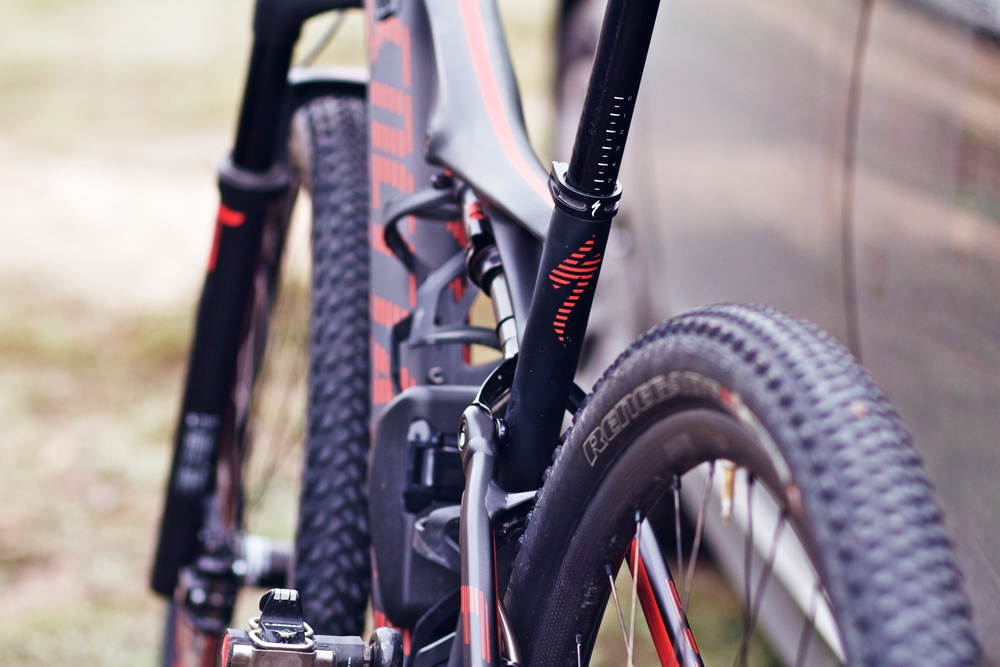 The perfect race whip, the 2014 Specialized Epic Expert World Cup.