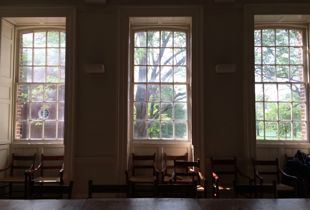 Windows in the Classroom