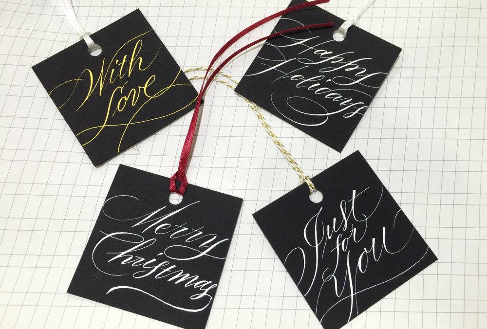 Handmade Letters x Haerfest