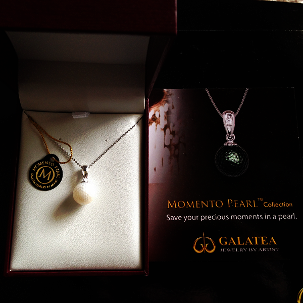 The Galatea Momento Pearl