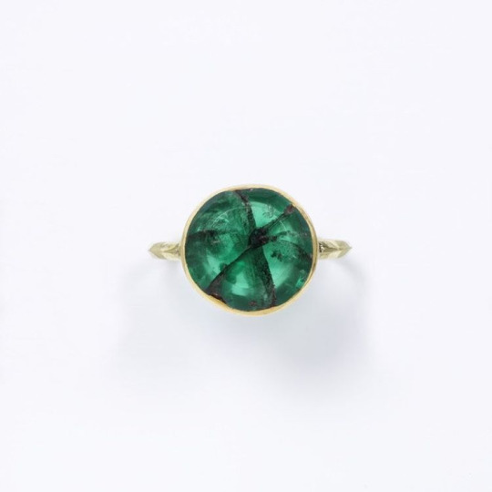 b467fdb9f170c Trapiche Emerald Ring: Reverend Chauncy Hare Townshend — The ...