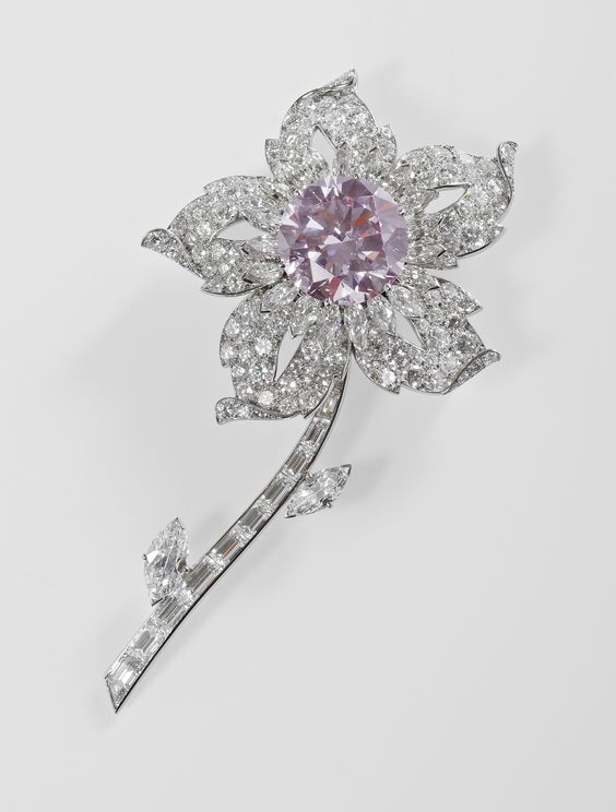 Williamson Diamond - a 23 carat pink diamond that is currently owned by Queen Elizabeth II
