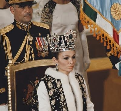 Empress Farah