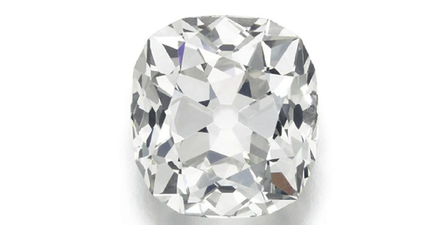 """Even if it was just a small 1-carat diamond it would be amazing, but the fact that it's 26 carats, that's larger than most would see in their lifetime let alone own dream of owning. To have one this big and truly pure is astounding,""  -Jessica Wyndham, head of Sotheby's London jewelry department; photo courtesy of Sotheby's Auction House"