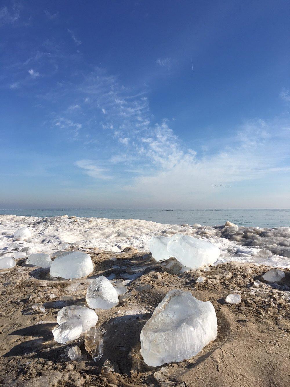 Ice/Lake