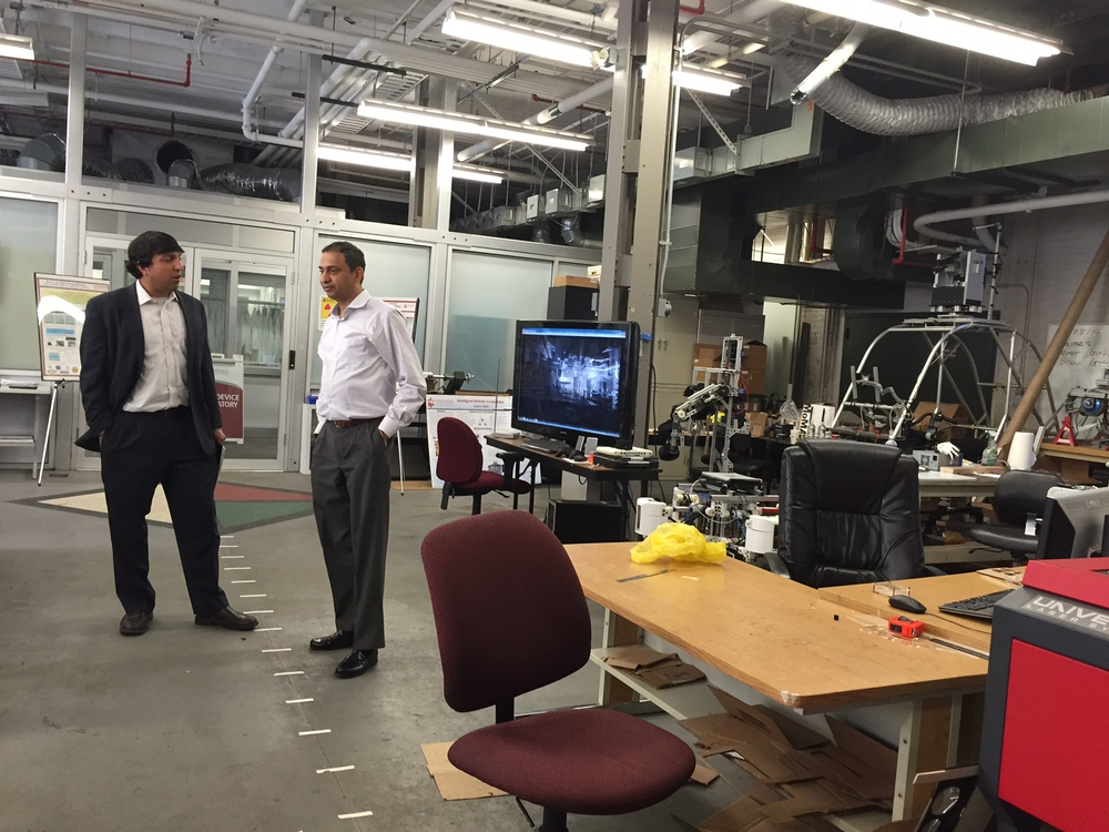 Stevens University Prototyping Lab