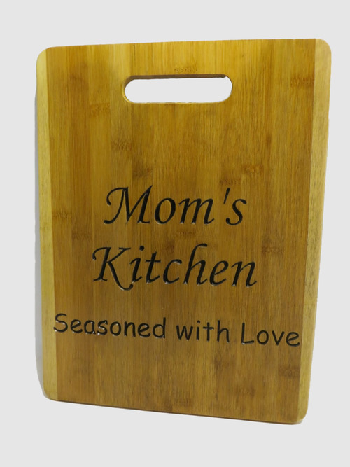 Mom\'s Kitchen Cutting Board Decor — Creative Signs N More