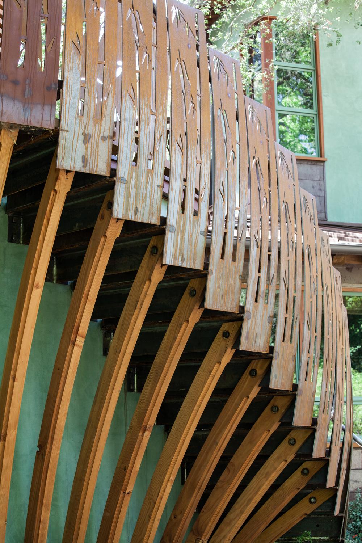 Organic Stair