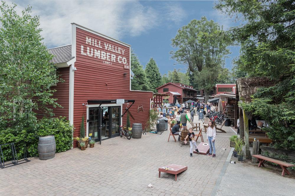 Mill Valley Lumber Yard
