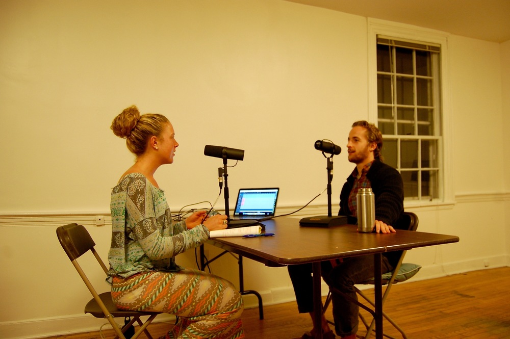 Greg and Julia H. recorded a live Running On Om podcast where Revolution Why participants had the opportunity to sit-in and ask questions!
