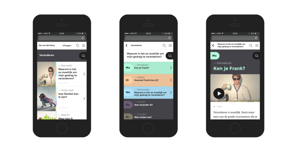 De app is vanaf februari 2016 beschikbaar