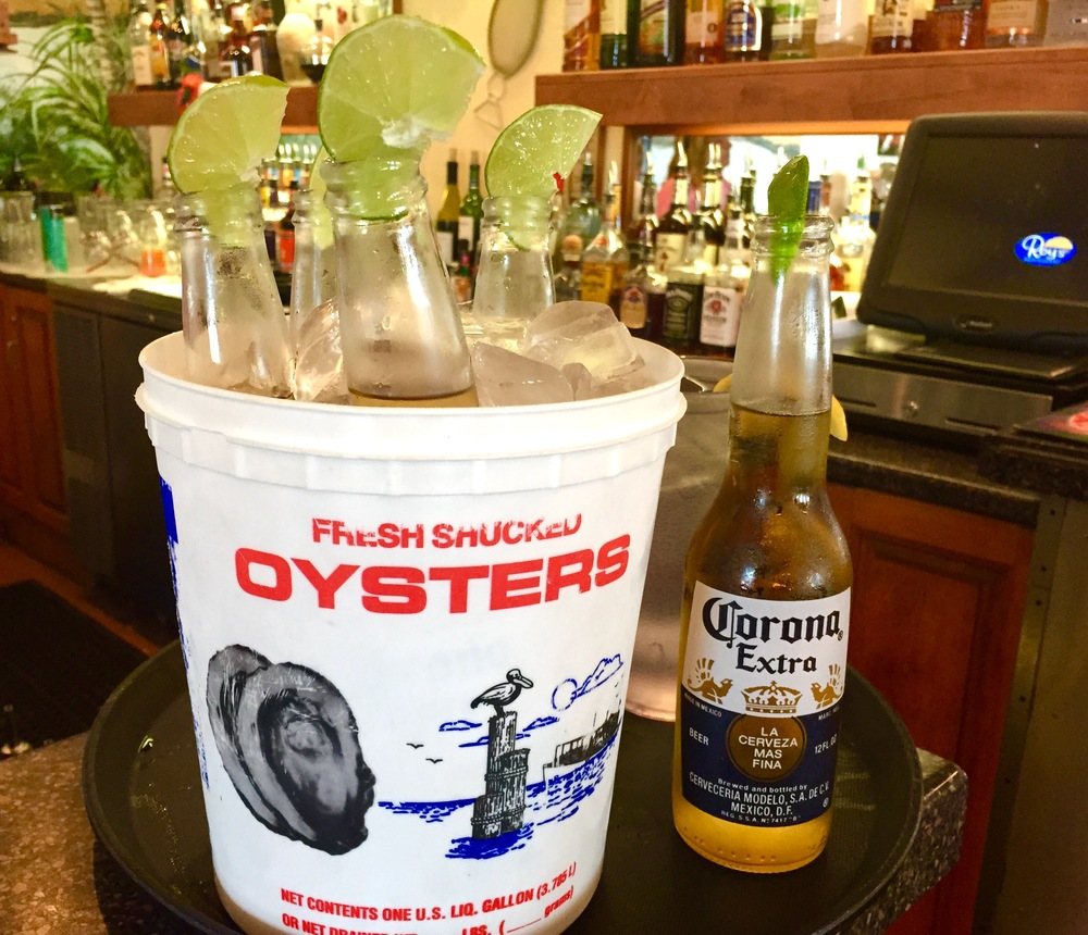 Our new beer buckets are a great value.