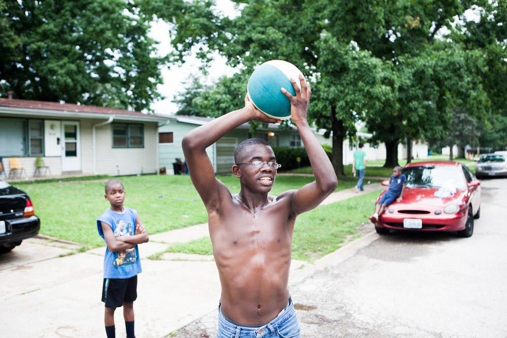 Ferguson, MO for The FADER