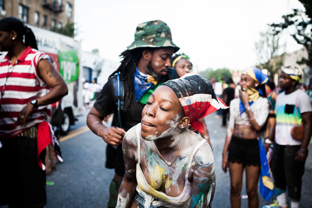 J'ouvert for The FADER