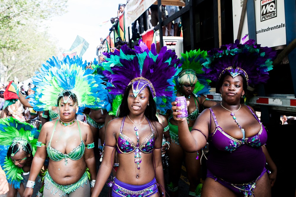 West Indian Day Parade for The FADER