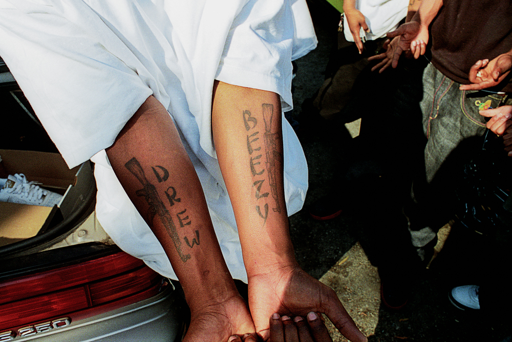 Tattoos, 2008.
